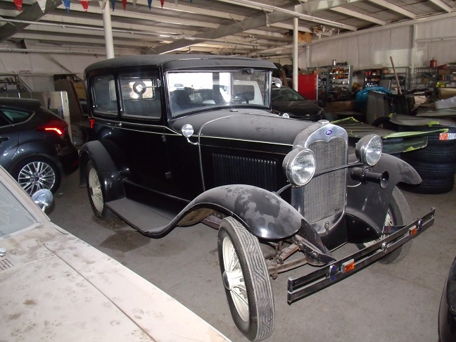 Early 1930 Model A